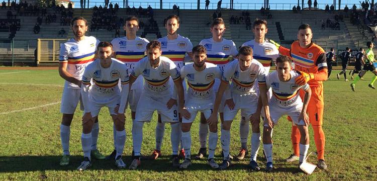 Casale-Verbania campionato serie D 22 Dicembre