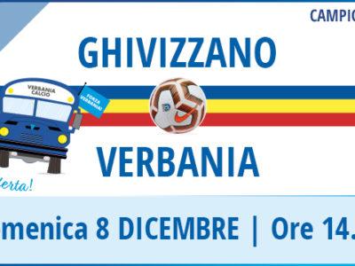 Ghivizzano Verbania Calcio Campionato Serie D 8 Dicembre