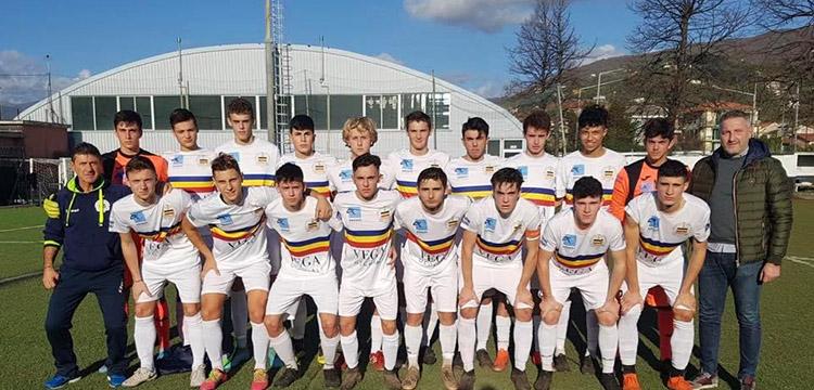 Juniores: Lavagnese-Verbania Calcio la formazione scesa in campo