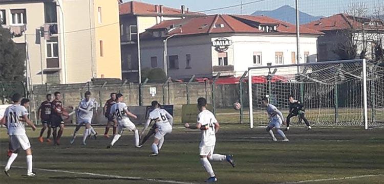 Juniores Verbania Calcio-Milano City 18 Gennaio 2020
