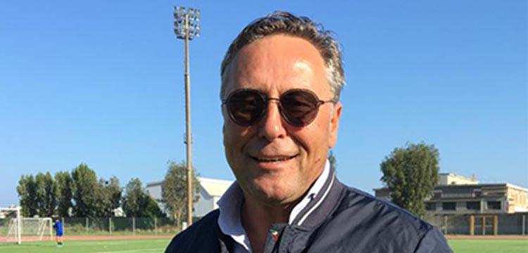Nicolò Musso Verbania Calcio Responsabile Area Tecnica