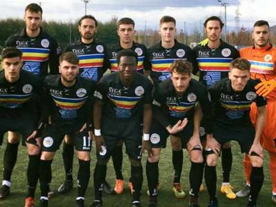Prato-Verbania Calcio campionato Serie D 19 Gennaio 2020