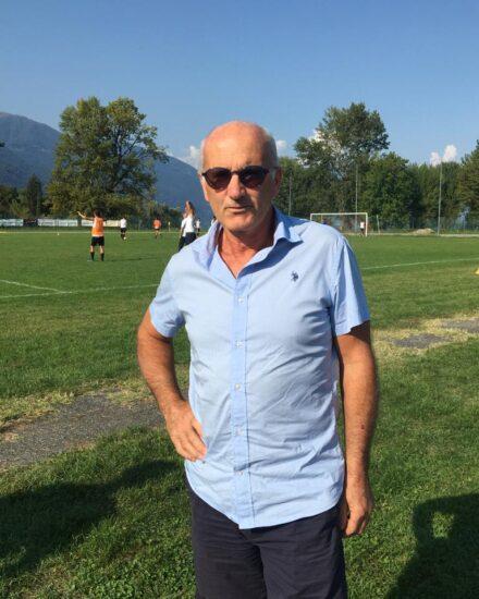 Verbania Calcio Consigliere Graziano Pavesi