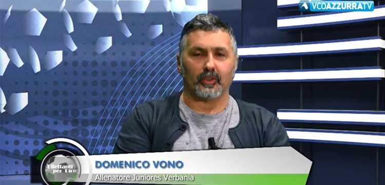Verbania Calcio Domenico Vono Dilettanti Per Dire