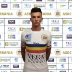 Verbania Calcio Federico Strola Portiere Serie D