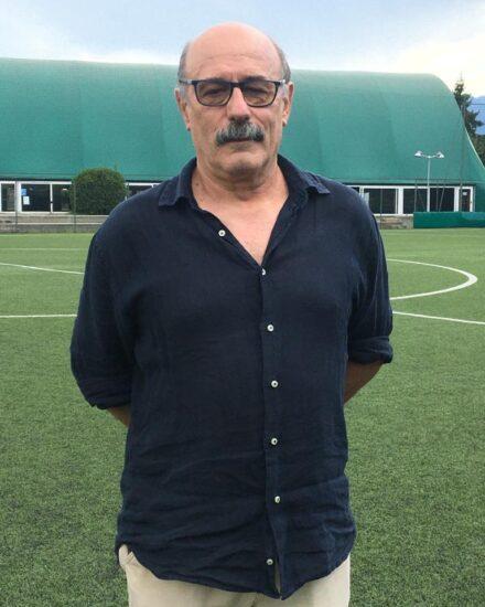 Verbania Calcio Presidente Giancarlo Pizzardi