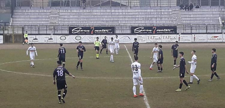 1 Febbario 2020 Legnano-Verbania Calcio Juniores Nazionale