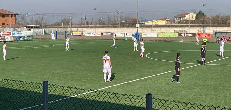 Verbania Calcio-Casale Juniores Nazionale 15 Febbraio 2020