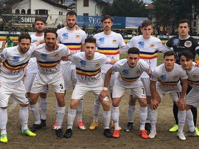 Verbania Calcio-Fezzanese 16 Febbraio 2020 Campionato Serie D