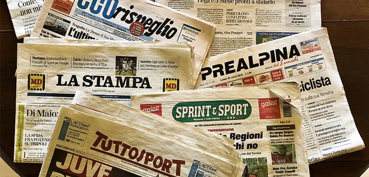 Verbania Calcio Rassegna Stampa