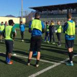 Verbania Calcio Allenamento 28 Febbraio 2020