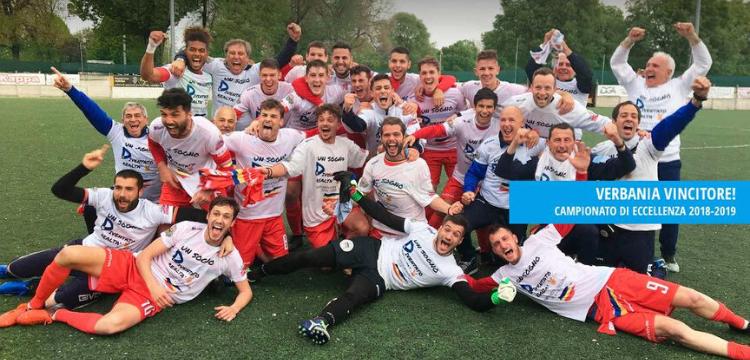 Verbania Calcio 25 Aprile 2019 Serie D