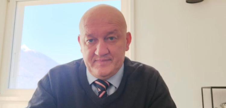 Verbania calcio Vicepresidente Andrea Fortis Dilettanti per Dire Lunedì 6 Aprile 2020