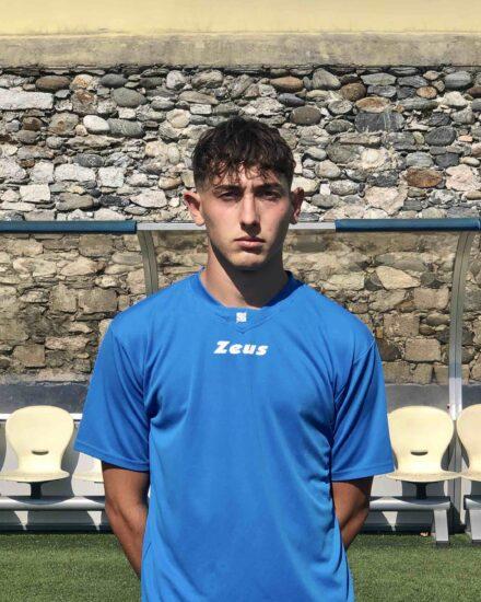 Verbania Calcio Cristian Aglio Attaccante