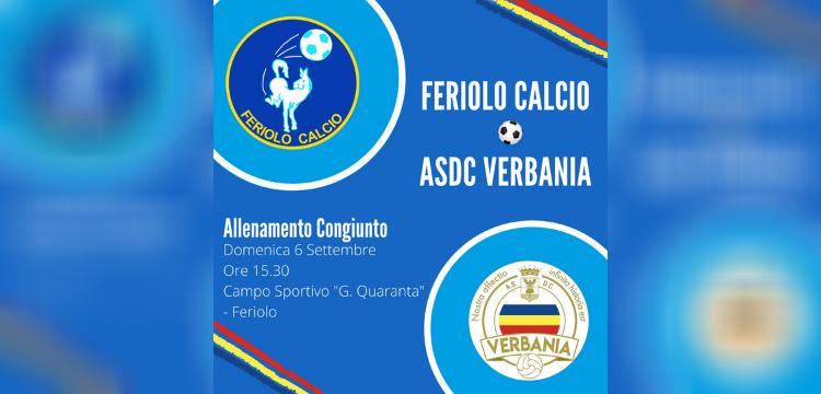 Verbania-Calcio-Feriolo-Allenamento-Congiunto
