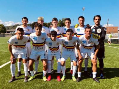 Verbania Calcio Immagini News Allenamento Congiunto Sestese