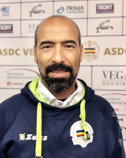 Verbania Calcio Match Analyst Abdelhadi Fizazi