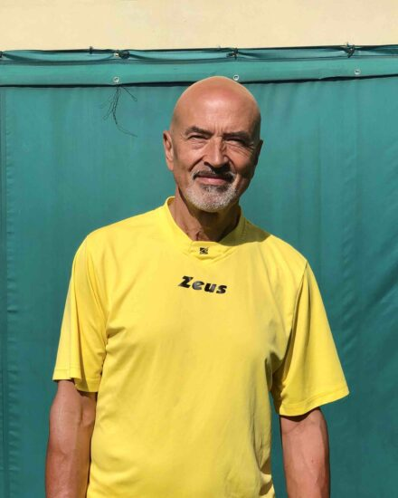 Verbania Calcio Sebastiano Lavecchia Massaggiatore e Massoterapista