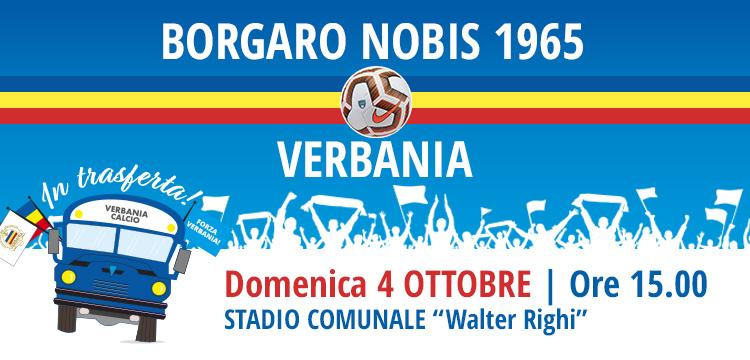 Borgaro Nobis Verbania Calcio Eccellenza 2020-2021 News Sito