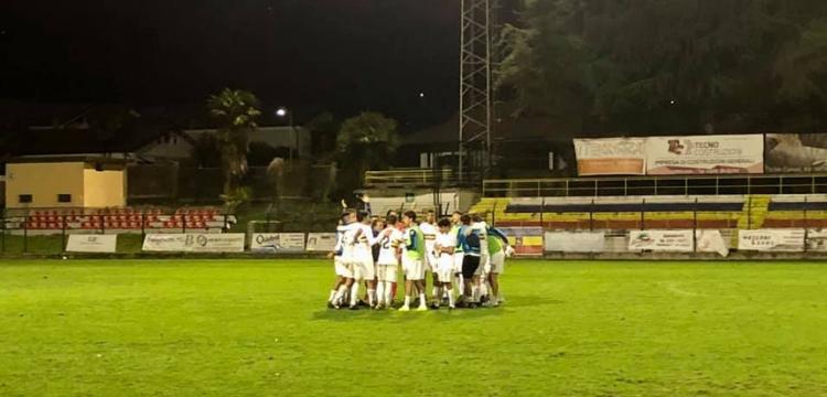 Verbania Calcio-Borgovercelli Terza Giornata Campionato Eccellenza 2020-2021