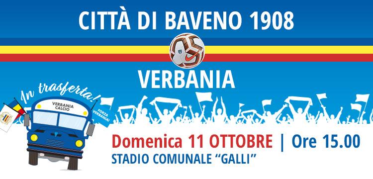 Verbania Calcio - Baveno Quarta Giornata Campionato Eccellenza 2020-2021