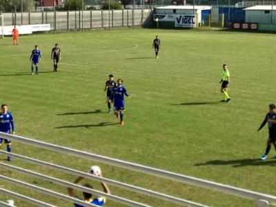 Borgaro Nobis-Verbania Calcio 4 Ottobre Seconda Giornata Campionato Eccellenza 2020-2021