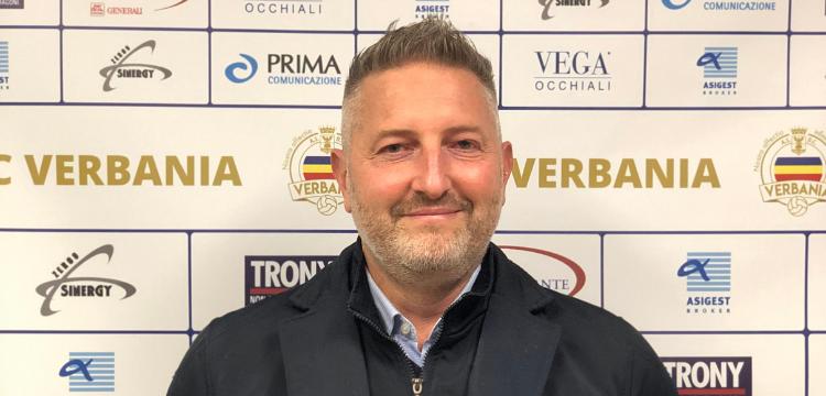 Verbania Calcio Jacopo Anessi Direttore Generale Ospite Dilettanti Per Dire