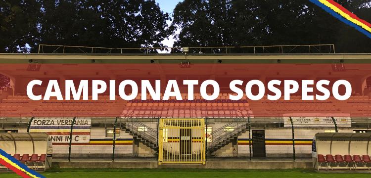 Verbania Calcio Immagini News Stadio Pedroli Campionato Sospeso