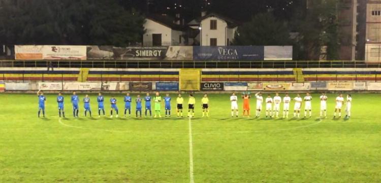 Verbania Calcio-Stresa Sportiva 1 ottobre 2020 Coppa Italia