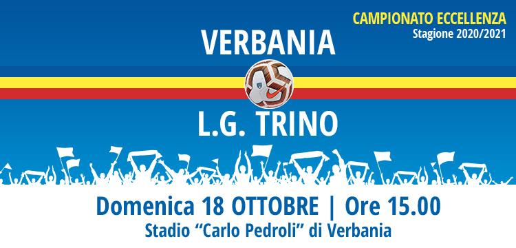 Verbania Calcio - Le Grange Trino Domenica 18 Ottobre-Quinta-Giornata-Campionato-Eccellenza-2020-2021