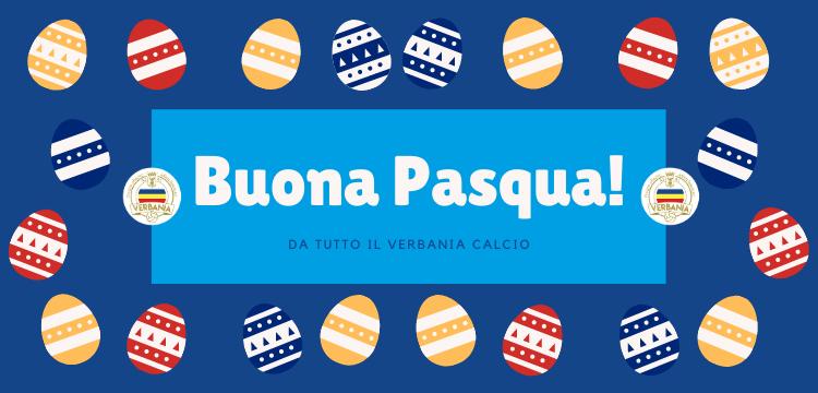 Verbania Calcio Buona Pasqua 2021