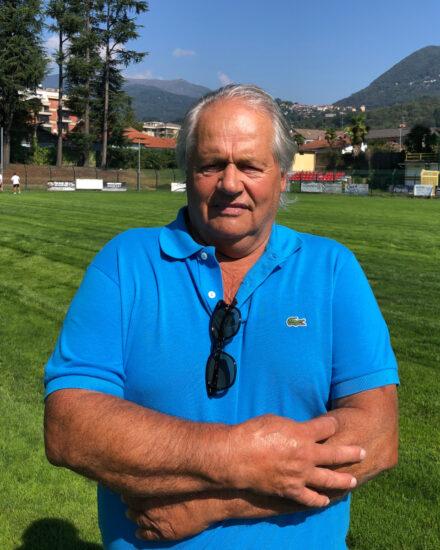 Verbania-Calcio-Cesare-Fighetti- dirigente-responsabile