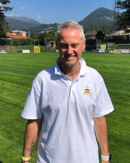 Verbania-Calcio-Fabio-Serra-Dirigente-Accompagnatore
